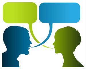Bewusste Gesprächsführung
