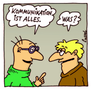 Cartoon_Kommunikation1_Fussel