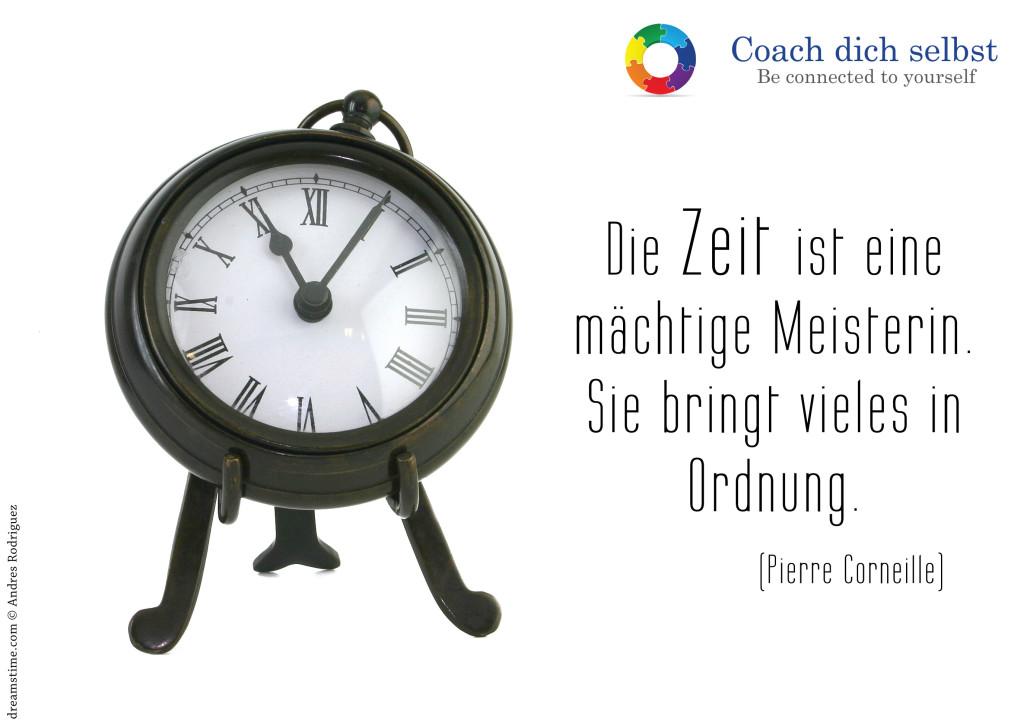 Zeit - Meisterin